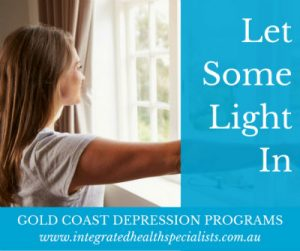 Depression Treatment Gold Coast - let some light in!