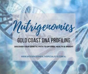 Nutrigenomics Gold Coast DNA Profiling, discover your genetic path to optimal health & weight