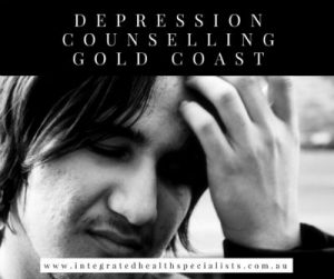depression counselling Gold Coast - man depressed
