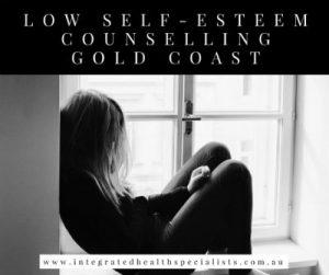 LOW SELF-ESTEEM COUNSELLING GOLD COAST, GIRL SAD