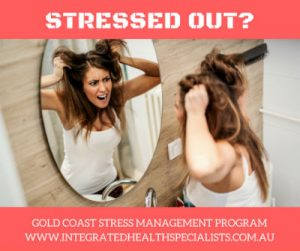 stress management Gold Coast, woman stressed
