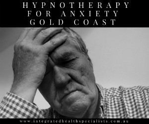 HYPNOTHERAPY FOR ANXIETY GOLD COAST, MAN ANXIOUS